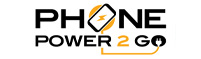 PhonePower2Go logo.